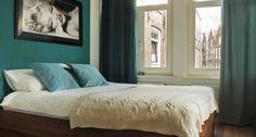 ijzersterk interieurontwerp slaapkamer