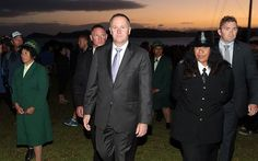 PM could get Waitangi greeting away from 'grandstanding' - Radio New Zealand