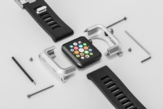 LUNATIK Epik for Apple Watch on Behance