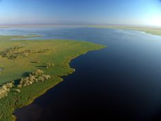 Lake Urema at the heart of Gorongosa Park, Mozambique (photo by Jeff Barbee)