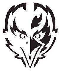 Baltimore Ravens | Ravenstown | Pumpkin Stencils