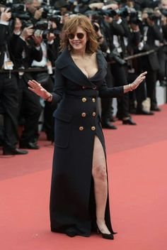 Susan Sarandon @Cannes 2016