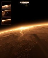 Horizons - Mars II by ~emailandthings on deviantART