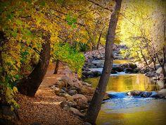 Boulder Creek  Boulder, Colorado