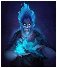 Hades, Hercules Disney