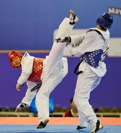 Cha Dong-Min Photos - 20th Asian Taekwondo Championships - Day 3 - Zimbio