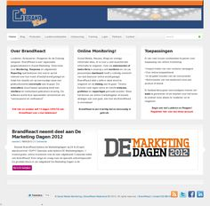 Social Media Monitoring Tool >> Social Media Monitoring --> http://brandreact.nl