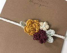 Ravelry: Crocheted Flower Crown pattern by Crocket Crochet ...