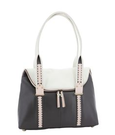 Spencer and Rutherford - Handbags - Kettle Shoulder Bag - Una - Montmartre