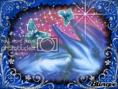gif by Joy_Hodges Dolphin Quotes, Dolphin Art, Love Pictures, Animal Pictures, Moving Pictures, Dolphins Tattoo, Good Night Blessings, Beautiful Unicorn, Be Your Own Kind Of Beautiful
