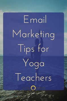 Email Marketing Tips for Yoga Teachers. Full of email marketing tips for yoga teachers, to help you use your email list in a way that actually works for you and your business!Read here now. fightmaster yoga, online yoga, of yoga Email Marketing, Social Media Marketing, Types Of Yoga, Online Yoga, Yoga Quotes, Yoga Sequences, Creating A Blog, Pilates Reformer, Vinyasa Yoga