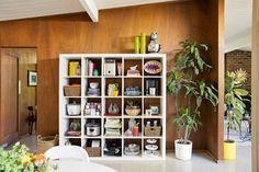kitchen cubby shelves