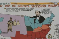 Why did the South secede? Plus resources for Abraham Lincoln and Bleeding Kansas! #history #notebooking