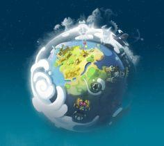 The literal World of Twelve #dofus