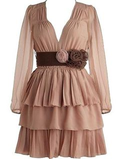 Whispering Roses Dress >> beautiful for a bridesmaid or mother of the bride!