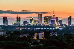 Moja Warszawa