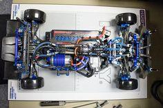 Paul Edwards RC Drift car