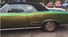 Här kommer vårat bidrag till tävlingen vår ny lackade Pontiac LeMans convertible 1966 som vi lackerat med er candy lack  Vi är mycket nöjda och återkommer i höst då vi skall få färg på vår Pontiac Parisienne convertible 1959 :a    Mer på youtube: https://youtu.be/cUxppfVDtEg
