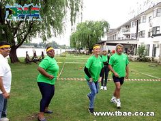 Alere Corporate Fun Day team building event in Benoni, facilitated and coordinated by TBAE Team Building and Events Team Building Events, Team Building Activities, Lake Hotel, Team Building Exercises, Good Day, Running, Fun, Buen Dia, Good Morning