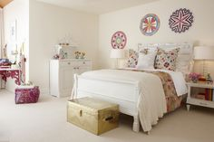When you are designing your home, you may need to look at some ideas for bedroom décor first. Bedroom will probably the room you'll visit the most in...