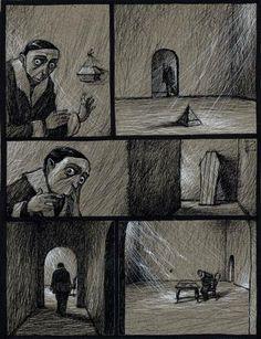 Unsolved stories - Miguelanxo Prado