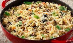 Veggie Dishes, Vegetable Recipes, Vegetarian Recipes, Healthy Recipes, Easy Recipes, Cookbook Recipes, Cooking Recipes, Fun Cooking, Greek Recipes