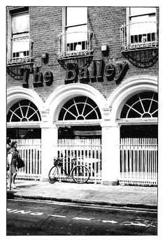 The Bailey, 1975 Dublin Pubs, Dublin City, Photo Engraving, Stunning Photography, Old Photos, Ireland, Paintings, Old Pictures, Paint