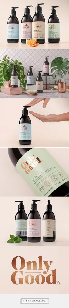 Only Good         on          Packaging of the World - Creative Package Design Gallery - created via http://pinthemall.net