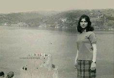Rumelihisari ustu hatirasi,1968