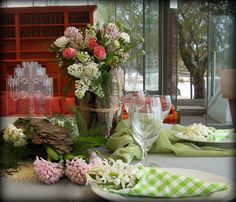 www.rosetta.gr - BALUX ΓΛΥΦΑΔΑ Greece Wedding, You Are Awesome, Table Decorations, Nice, Flowers, Furniture, Dreams, Home Decor, Wedding In Greece
