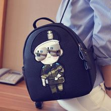 50% off high quality women leather backpack(China (Mainland))