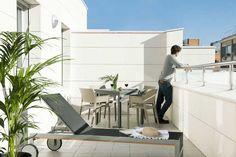 terraza apartamento Eric Vökel : via MIBLOG