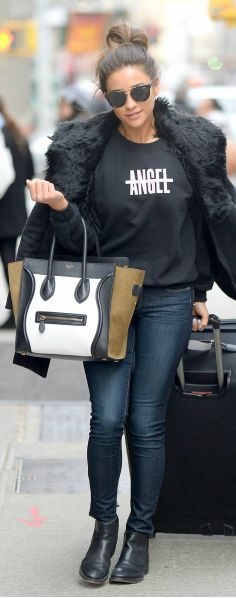 Street Fashion. everything about shay mitchell is perfect | See more about shay mitchell, sweatshirts and angels.