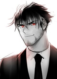 RWBY- The guy wearing a suit by bean1215.deviantart.com on @DeviantArt