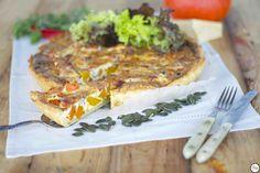 Parmesan-Tarte mit Parmaschinken und Kürbis für die Effilee | my cooking love affair