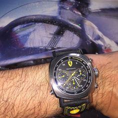Panerai Ferrari Fer 010  Instagram: #affordablewt #wus #womw #wrum #watch #watchfam #watchgame #WatchGeek #Watchporn #wristporn #wristcheck #watchnerd #wotd #watchcollecting #watchuseek #watchesofinstagram #instawatch #watches #wristwatch #timepiece #horology #horophile #affordablewatches #swissmade #watchoftheday #watchanish #luxury  #cool #tourbillon #whatchs by dave_exclusive_times_shop