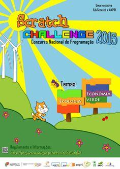ERTE : 2.ª edição do Concurso de programação «SCRATCH CHALLENGE – imaginar, aprender e partilhar»