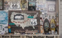 """Stretching 2,448 miles from Chicago to Los Angeles across eight states and three time zones, Route 66, also known as the Main Street of America or the Will Rogers Highway, has inspired and intrigued through the years. John Steinbeck devoted a chapter of his 1939 novel The Grapes of Wrath to """"the Mother Road,"""" a [...]"""