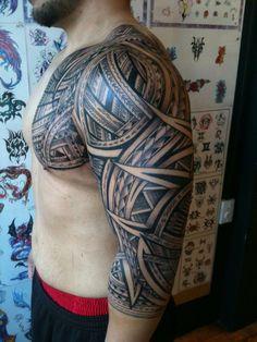 samoan back tattoos Hot Tattoos, Black Tattoos, Body Art Tattoos, Sleeve Tattoos, Mayan Tattoos, Samoan Tribal Tattoos, Polynesian Tattoos, Filipino Tattoos, Samoan Designs