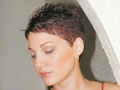 Very Short Pixie Hairstyles | HAIRXSTATIC: Crops & Pixies [Gallery 8 of 9]