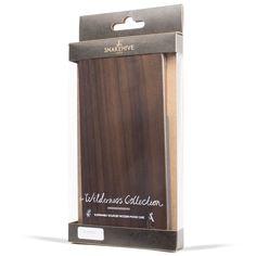 Walnut Wood Back Case - Apple iPhone 8 Cell Phone Holder, Phone Cases, Iphone 8, Apple Iphone, Wood Patterns, Samsung Galaxy Note 8, Walnut Wood, Real Wood, Wood Grain