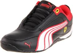 PUMA Drift Cat 4 L SF Jr Fashion Sneaker (Little Kid/Big Kid) Puma. $36.94. Leather and synthetic. Rubber sole. Endorsed by researchers associated with Children's Hospital Boston and Harvard Medical School