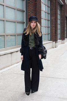 Fashion Squad / Shearling coat //  #Fashion, #FashionBlog, #FashionBlogger, #Ootd, #OutfitOfTheDay, #Style