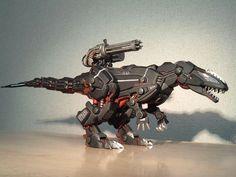 zoikino! Zoids, Crazy Robot, Robot Animal, Mecha Suit, Japanese Robot, Sci Fi Spaceships, Lego Mecha, Robot Concept Art, Mecha Anime