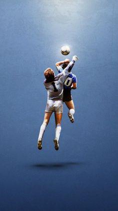 Ronaldo Football, Football Icon, Retro Football, Football Boys, Football Images, Football Pictures, Lionel Messi, Soccer Photography, Diego Armando