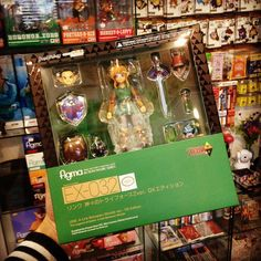 Figma Link DX Edition!! Ya comenzaremos a entregar las primeras Figmas de link DX en nuestra tienda de Providencia!  Encuentra ésta y más figuras de #Zelda en www.Zaitama.com
