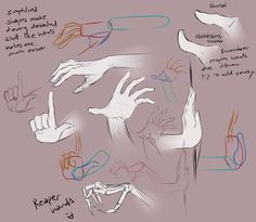 Drawing Hands tutorial #drawing #sketches #howtodraw ✤    CHARACTER DESIGN REFERENCES   キャラクターデザイン • Find more at https://www.facebook.com/CharacterDesignReferences if you're looking for: #lineart #art #character #design #illustration #expressions #best #animation #drawing #archive #library #reference #anatomy #traditional #sketch #development #artist #pose #settei #gestures #how #to #tutorial #comics #conceptart #modelsheet #cartoon    ✤