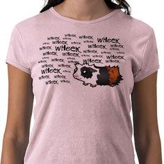 Noisy Guinea Pig Tee Shirt