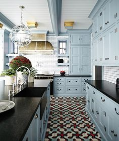 16 Traditional Kitchens With Timeless Appeal | House & Home