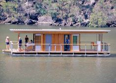 Arkiboat: Cozy House Boat